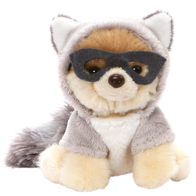 Itty Bitty Boo 051 Raccoon Boo the dog, Itty bitty boo