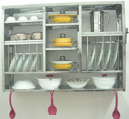 Kitchen Racks, Plate Racks, Dish Drainers, Dish Dryers, Dish Drying Racks. Available in variety of sizes.