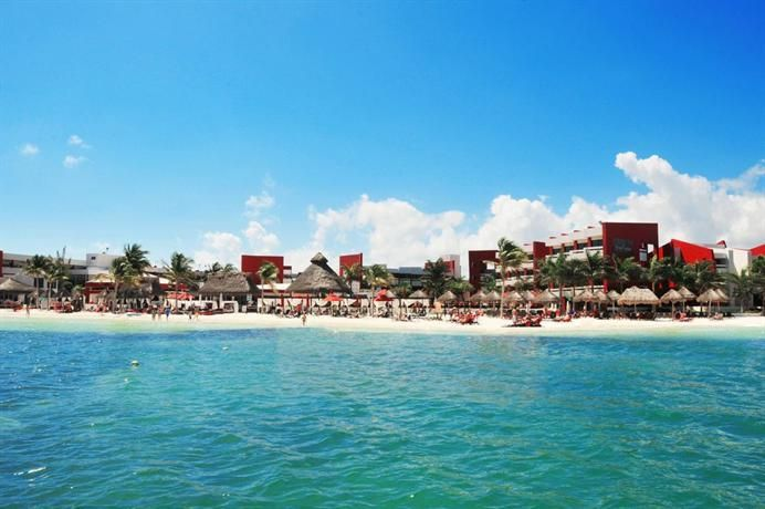 World Hotel Finder - Temptation Resort Spa Cancun