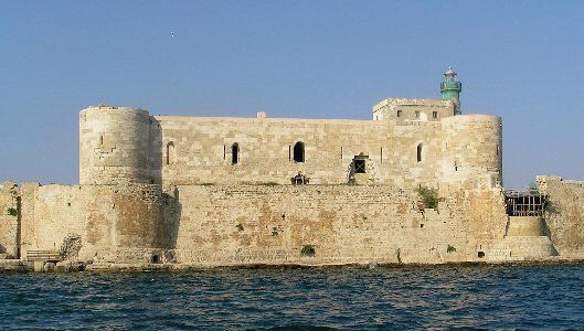 Siracusa: Castel Maniace