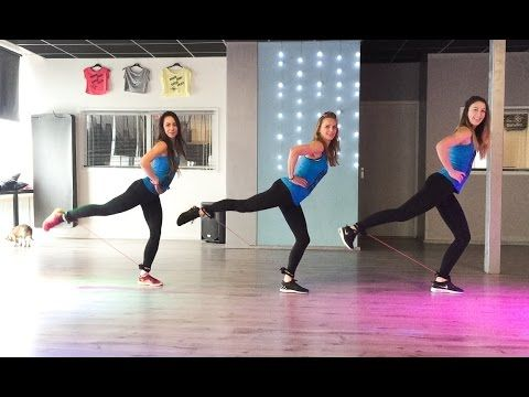 Icona Pop - Emergency - HipNThigh Fitness Workout Dance Choreo Legs Booty Hips Thighs - YouTube