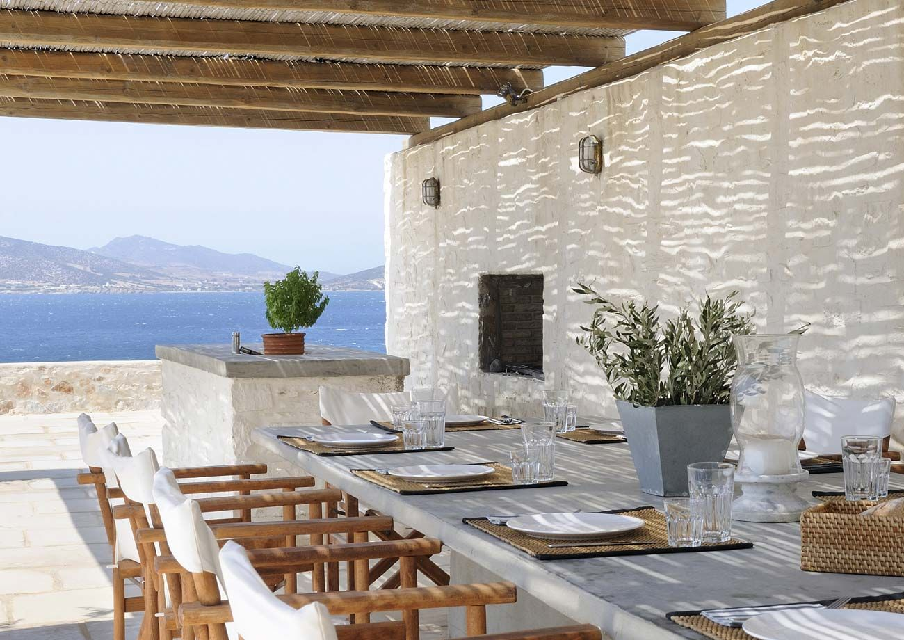 Beautiful Luxury Accommodation In Greece And The Greek