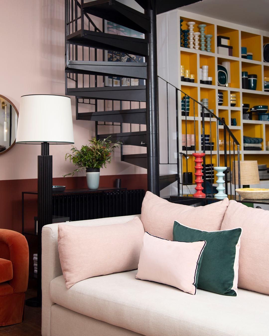 Maison Sarah Lavoine On Instagram Nouveaux Decors 9 Rue Saint Roch 75001 Paris New Mood For Saint Roch Home Home Decor Decor