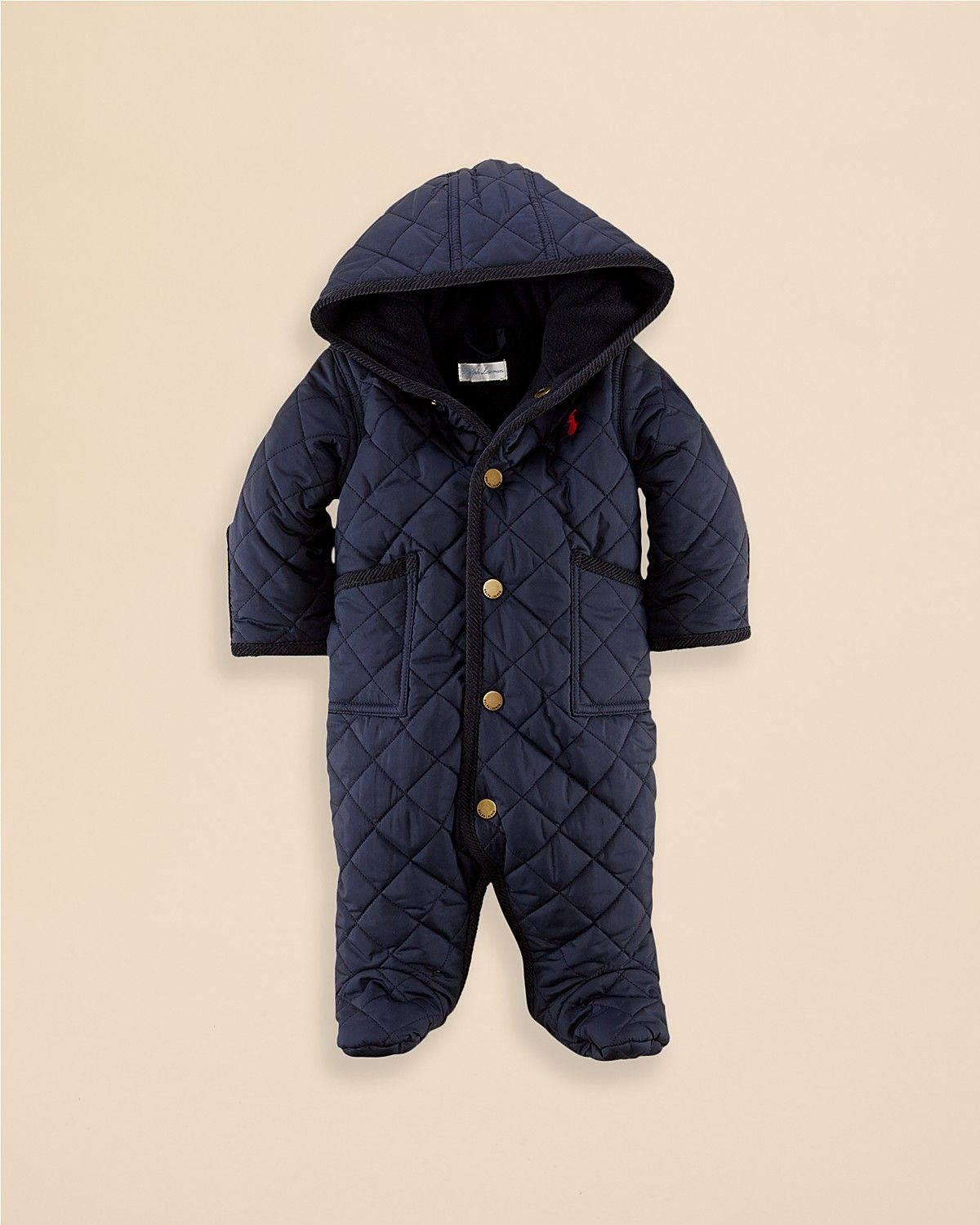 6be8191d6 Ralph Lauren Childrenswear Infant Boys  Quilted Barn Bunting - Sizes ...