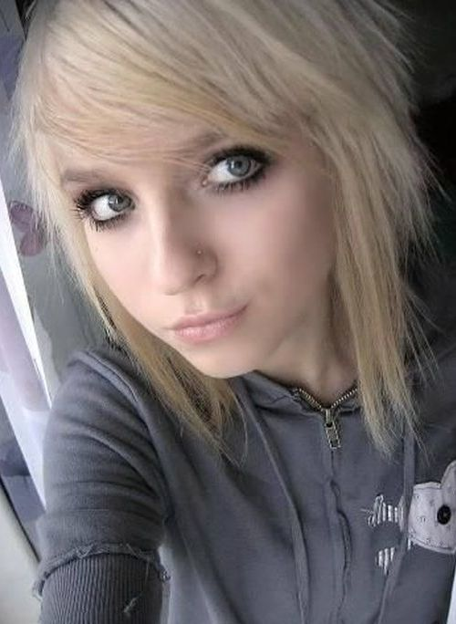 Emo Hairstyles Prepossessing 67 Emo Hairstyles For Girls I Bet You Haven't Seen Them Before