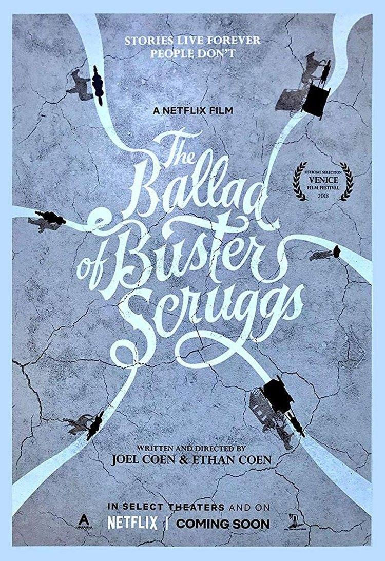 La Balade De Buster Scruggs Les Freres Cohen 2018 Films Complets Freres Cohen Film