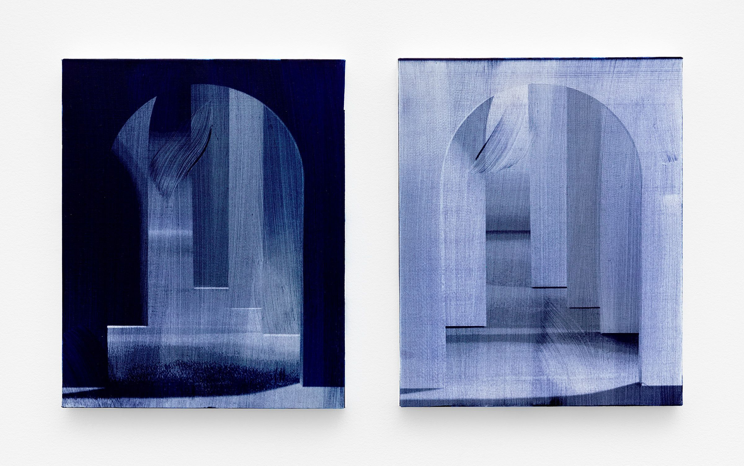 Dean levin artists marianne boesky gallery with