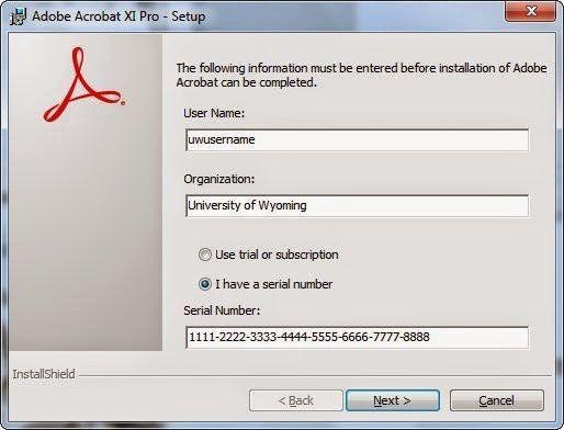 acrobat x pro serial number online