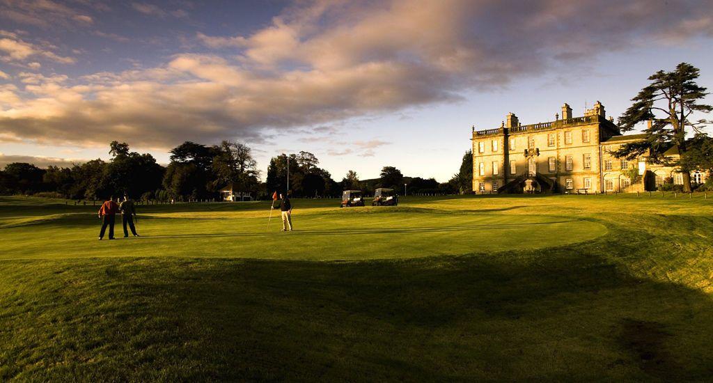 Luxury Hotels Edinburgh Dalmahoy Marriott Hotel Country Club