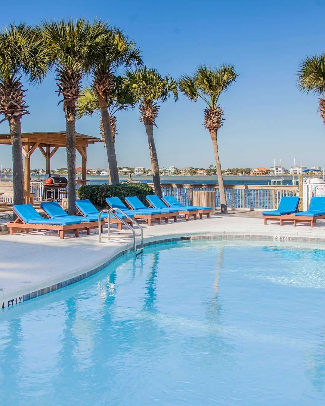 Check In And Chill Out Sands Hotel Surfing Pensacola Beach