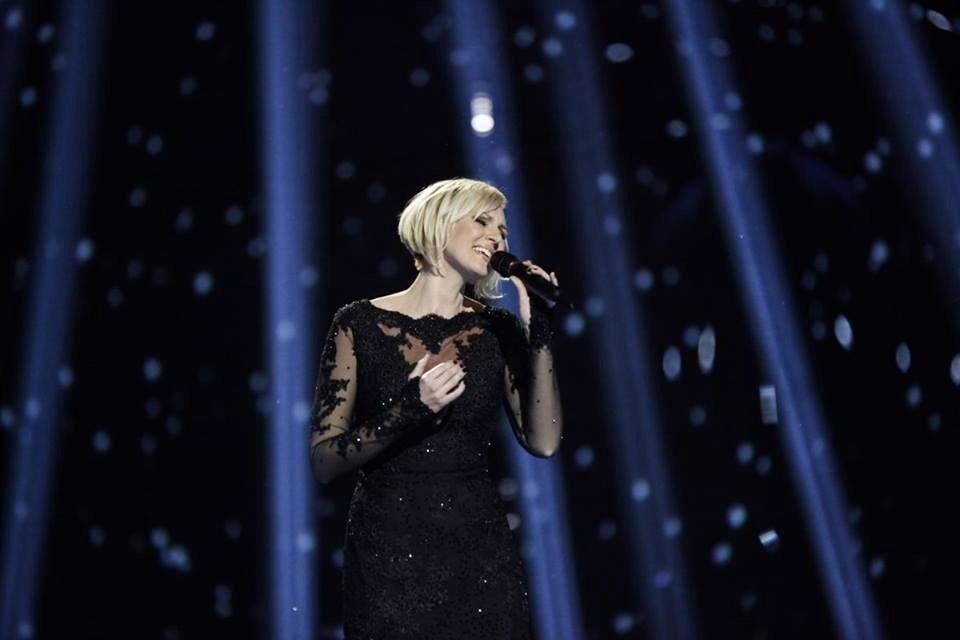 Sanna Nielsen, Sweden 2014