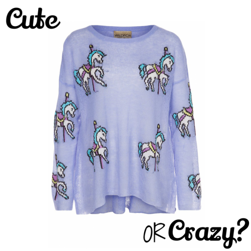 Cute or crazy?