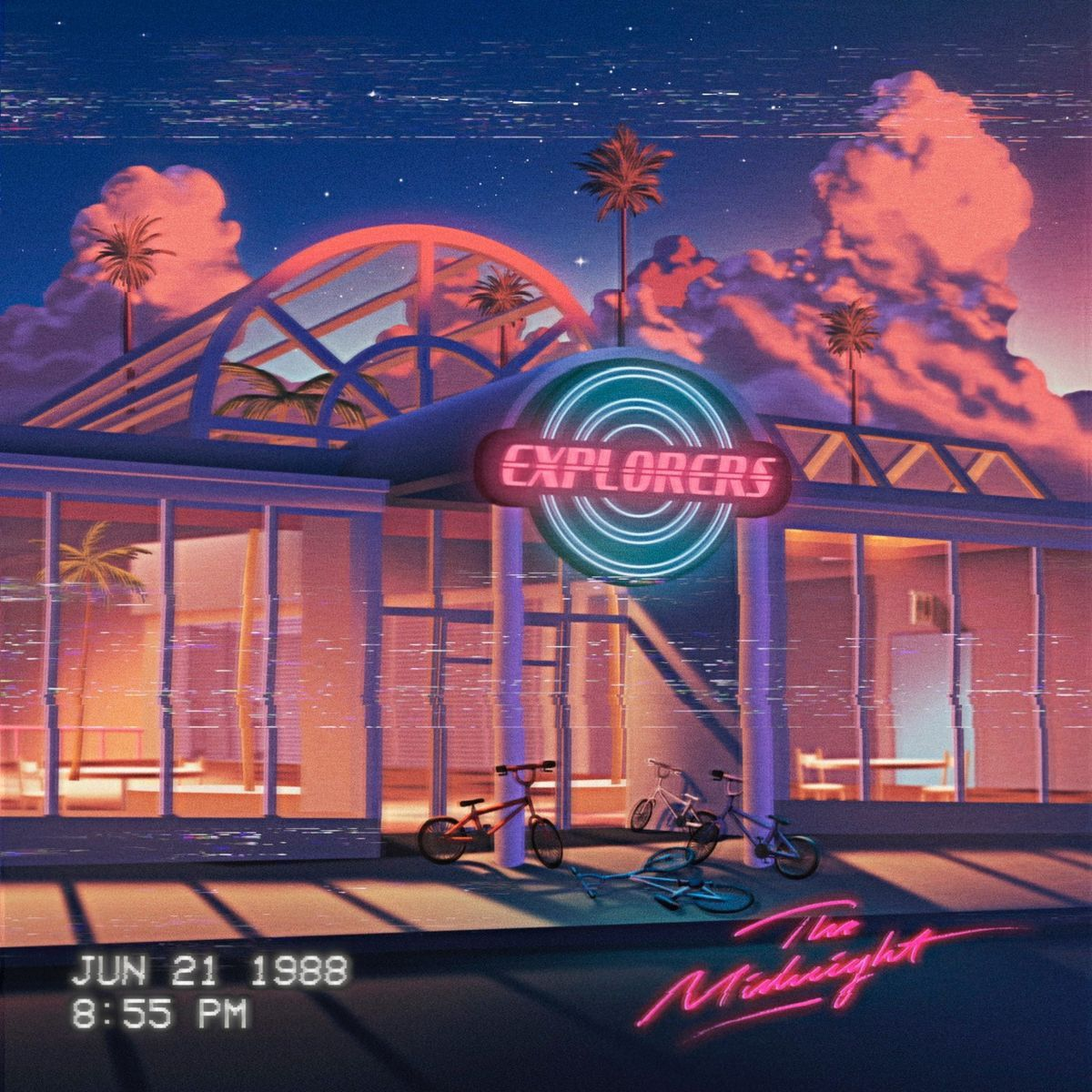 Pin By Bangtan0ffical On Wave Aesthetic Wallpapers Neon Aesthetic Retro Futurism