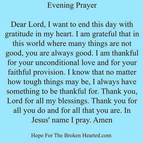 Prayer for the broken hearted catholic