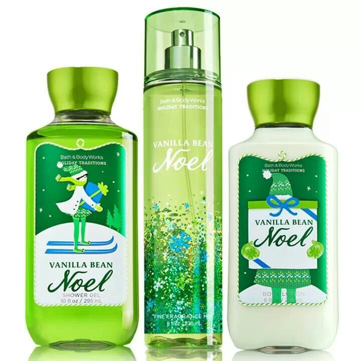 Vanilla Bean Noel My Fav At Bath And Body Works Only At