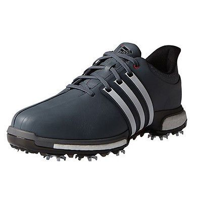 official photos 443ec 6581d sporting goods  New Adidas Mens Tour 360 Boost Golf Shoes Onix White Red -  Choose