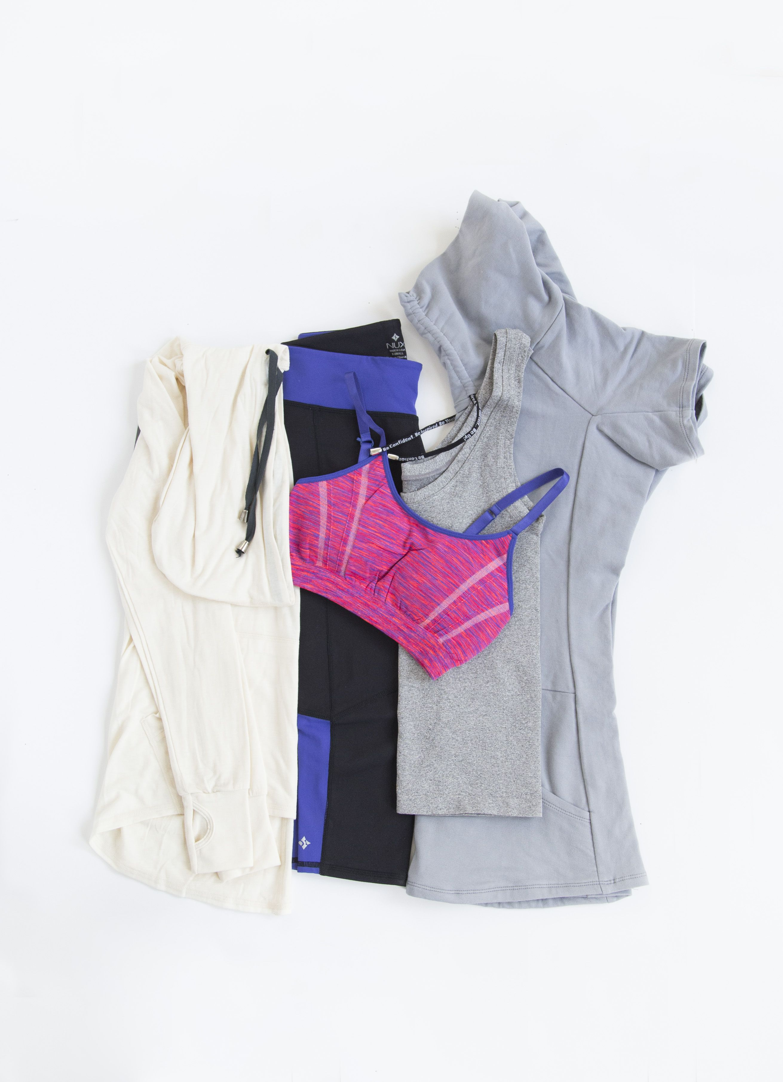 Try 5 premium fitness apparel items at home and only pay for what you keep! https://www.wantable.com/edits/fitness