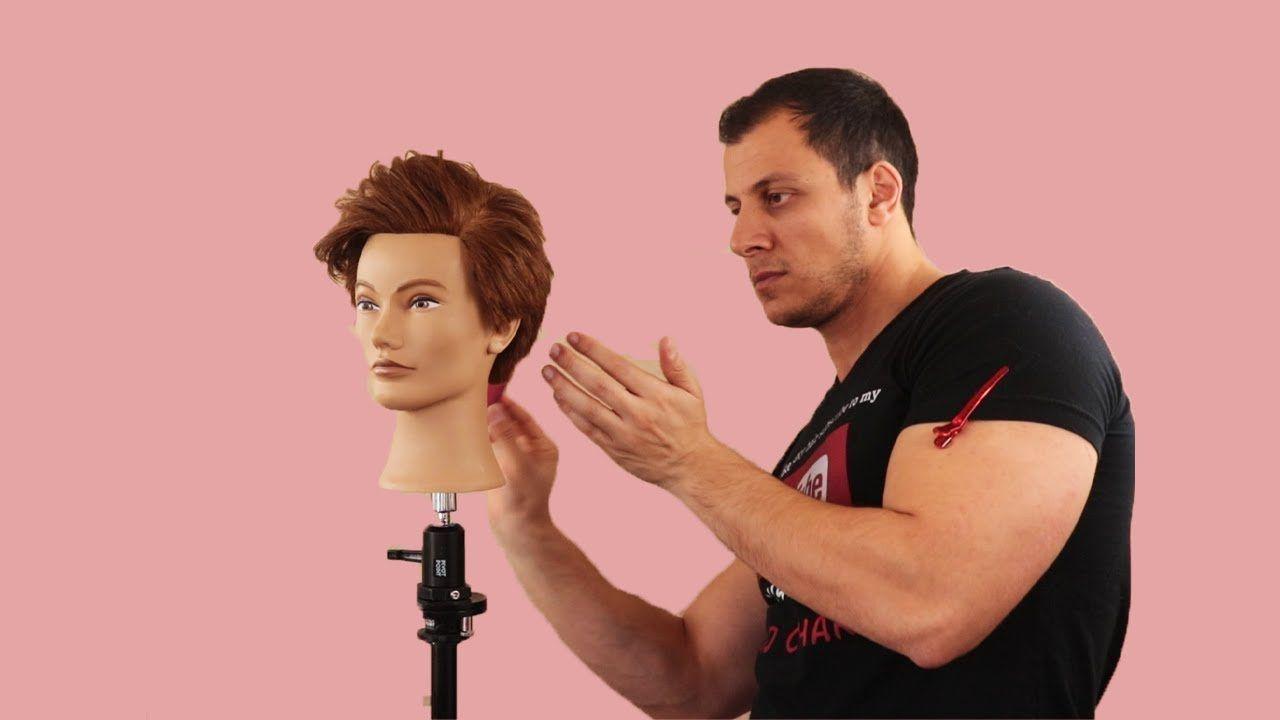 Pin On Haircuts Tutorials Ar