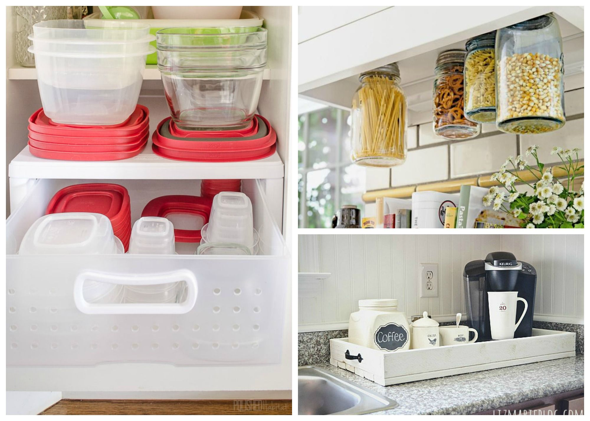 10 Organization Hacks That\'ll Make the Kitchen Your Favorite Room in ...