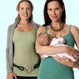 comfort, support and easy nursing access