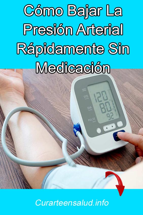 Como subir la presion arterial rapido
