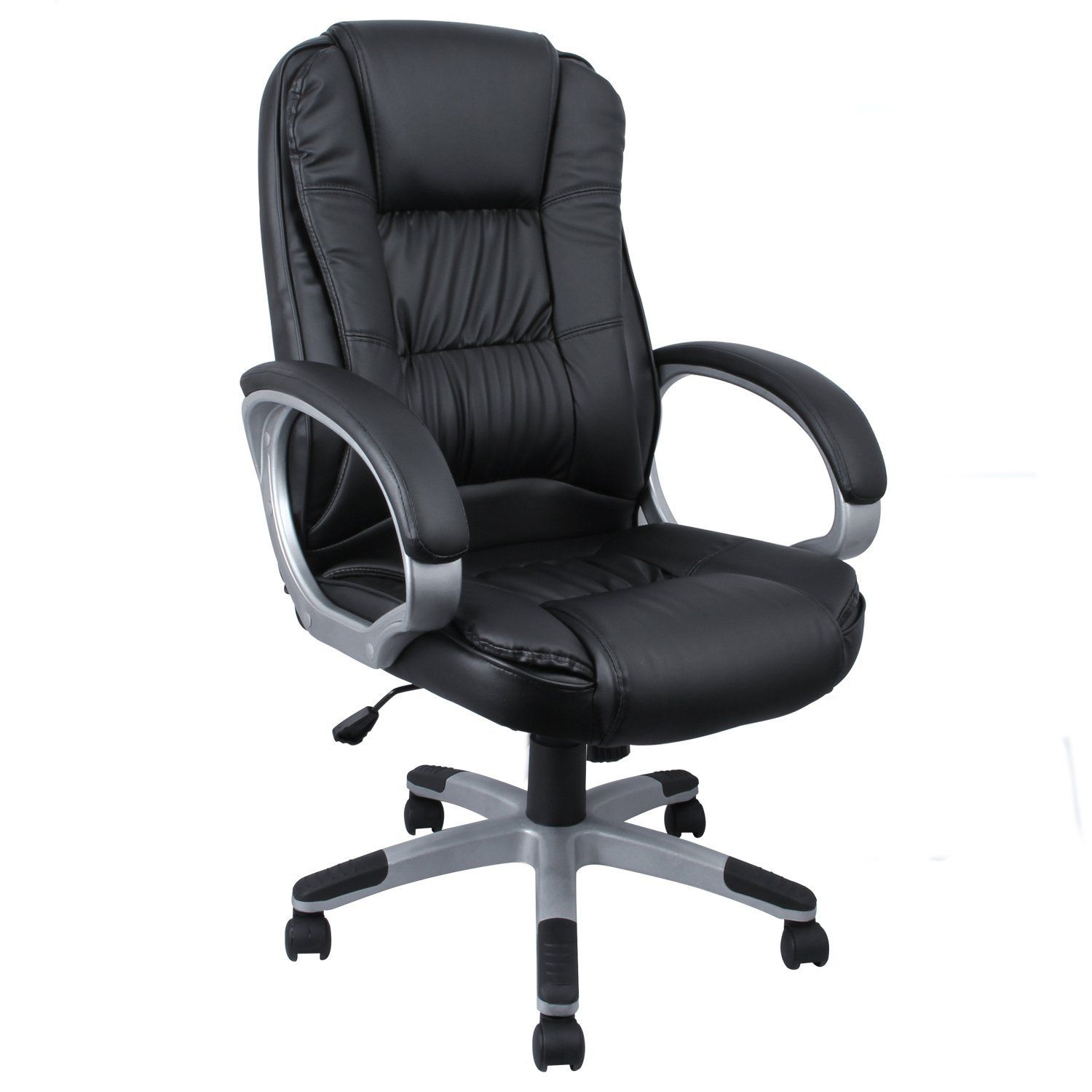 9 Bellezza Ergonomic Office Leather Chair Office Chairs