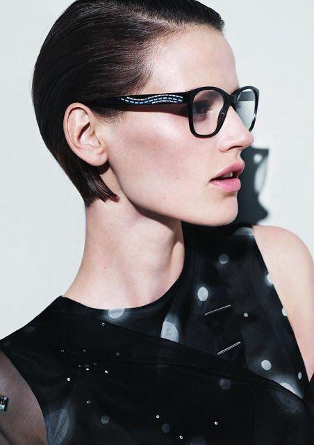 95a58ed51ddf2 Giorgio Armani Eyewear – Campaign Spring   Summer 2013   Fashion ...