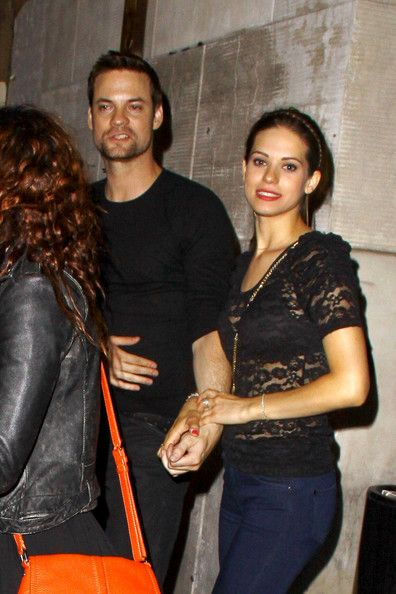 Lyndsy fonseca dating shane west