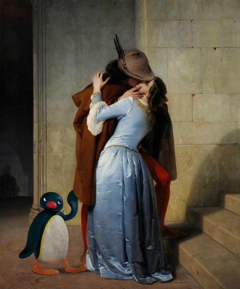 Pingu's English #pinguart