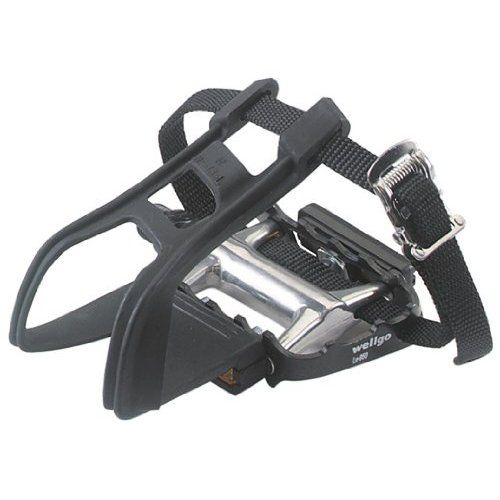Form And Function If You Don T Want To Be Clipped In Pedal Straps Bike Pedals Bike Accessories