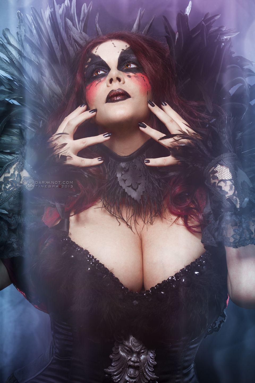 gothic tits