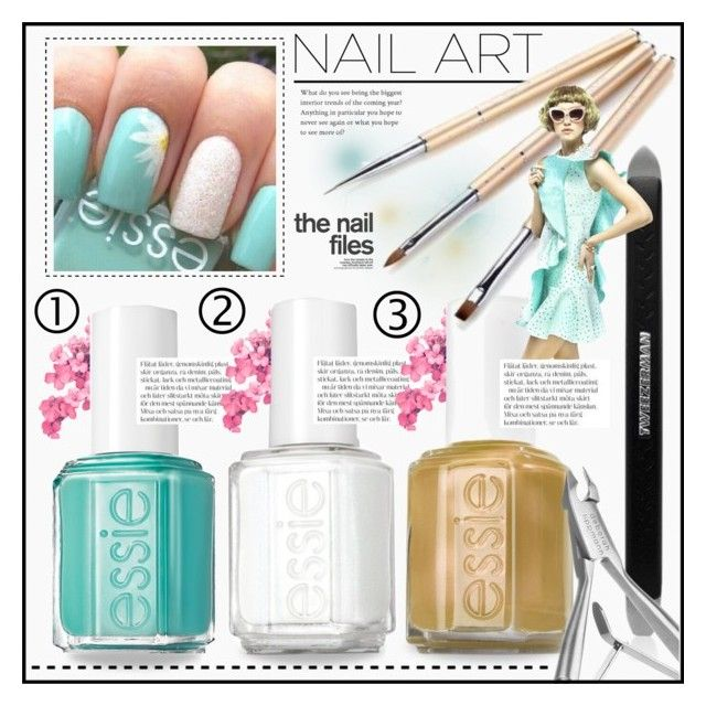 The Nail Files... | Deborah lippmann, Polyvore and Fashion