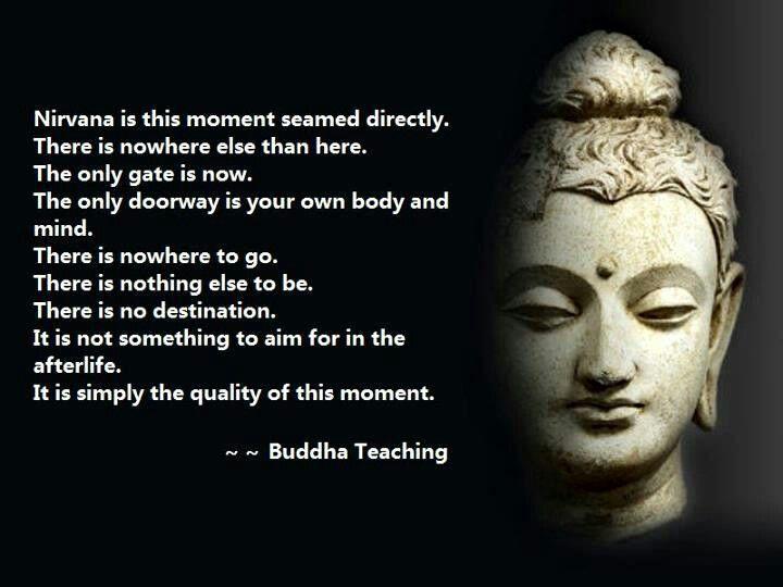 Buddhism's core beliefs