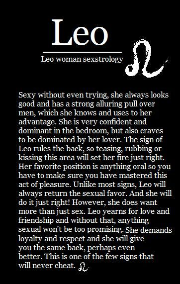 Leo Hmm Dont Know About All That Position Business But The Rest