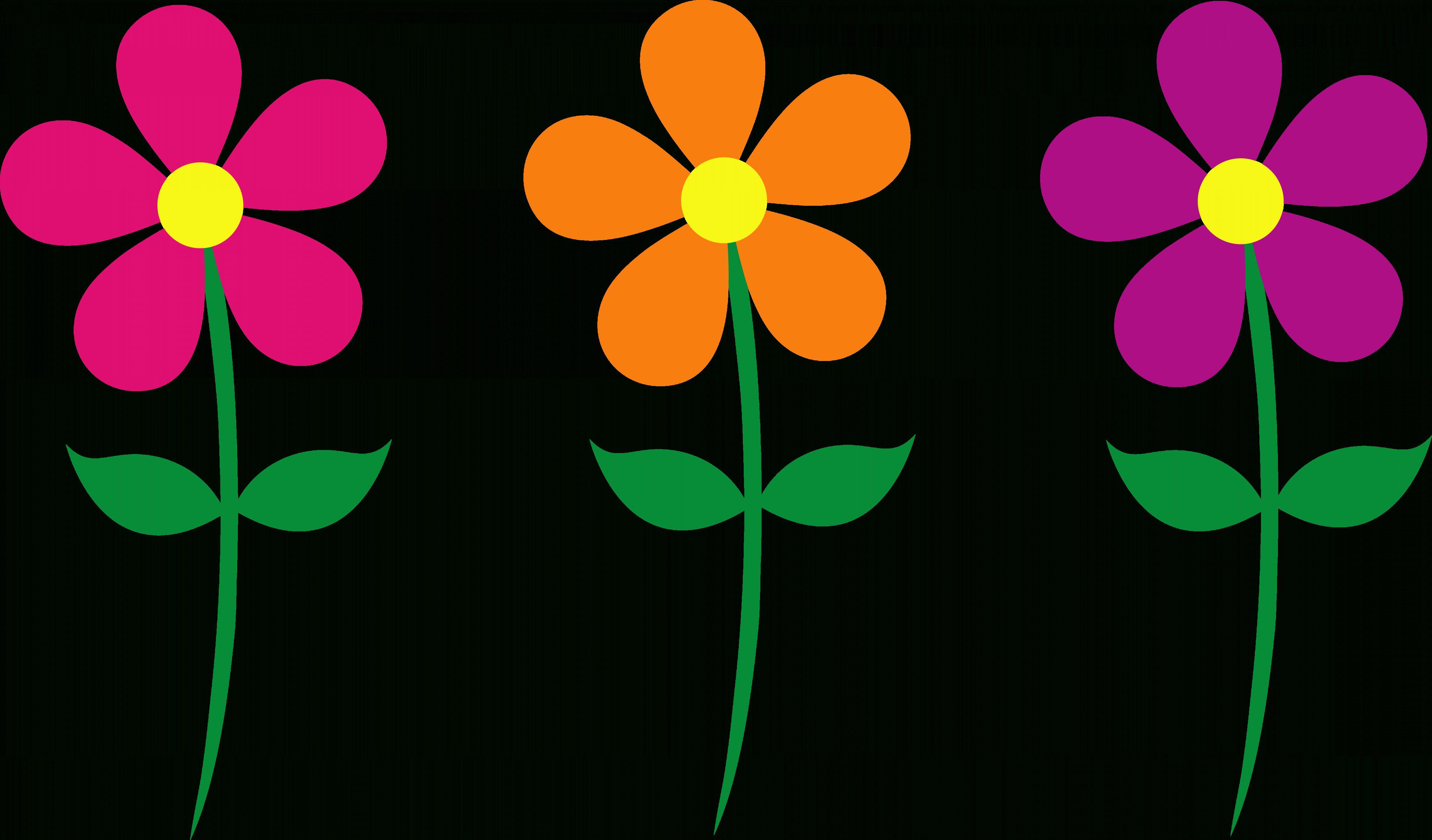 18 Flower Cartoon Png Flower Clipart Free Flower Clipart Flower Clipart Images