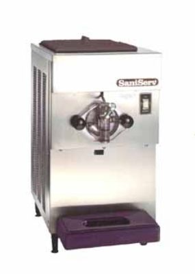Saniserv 401 Soft Serve Yogurt Freezer 1 Head 1 Hp 208 230 60 1