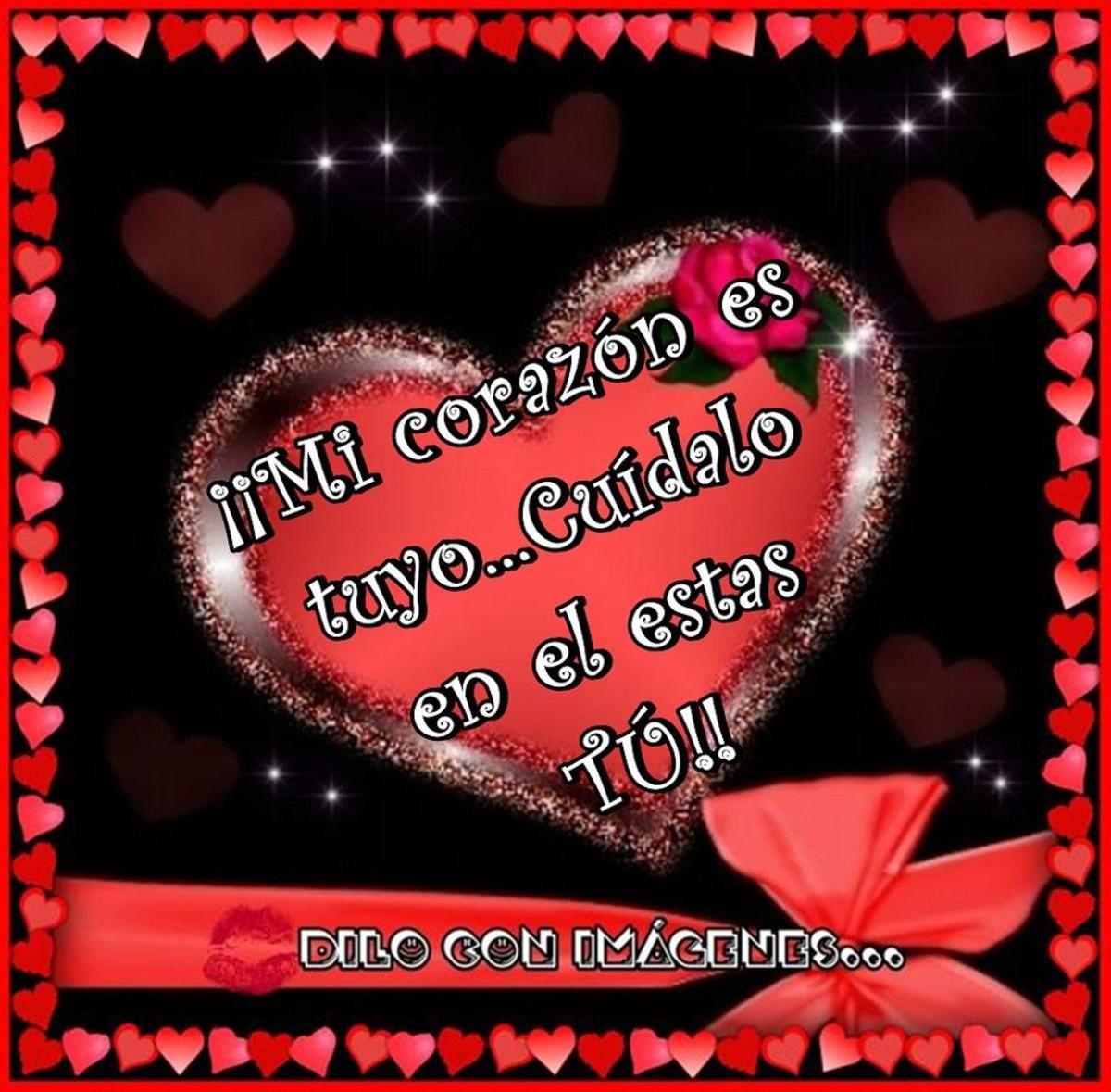 Lindas Frases De Amor 60 Bonitasimagenes Net Postales De Amor Amor Imagenes De Amor
