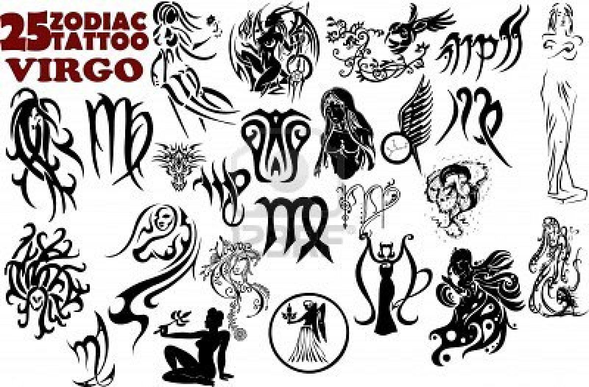 Because of the detail of the dragon design and adding the tribal find and save photo ideas about tribal zodiac virgo tattoo sheet on fresh tattoos the worlds catalog of ideas learn the meaning of tattoo buycottarizona