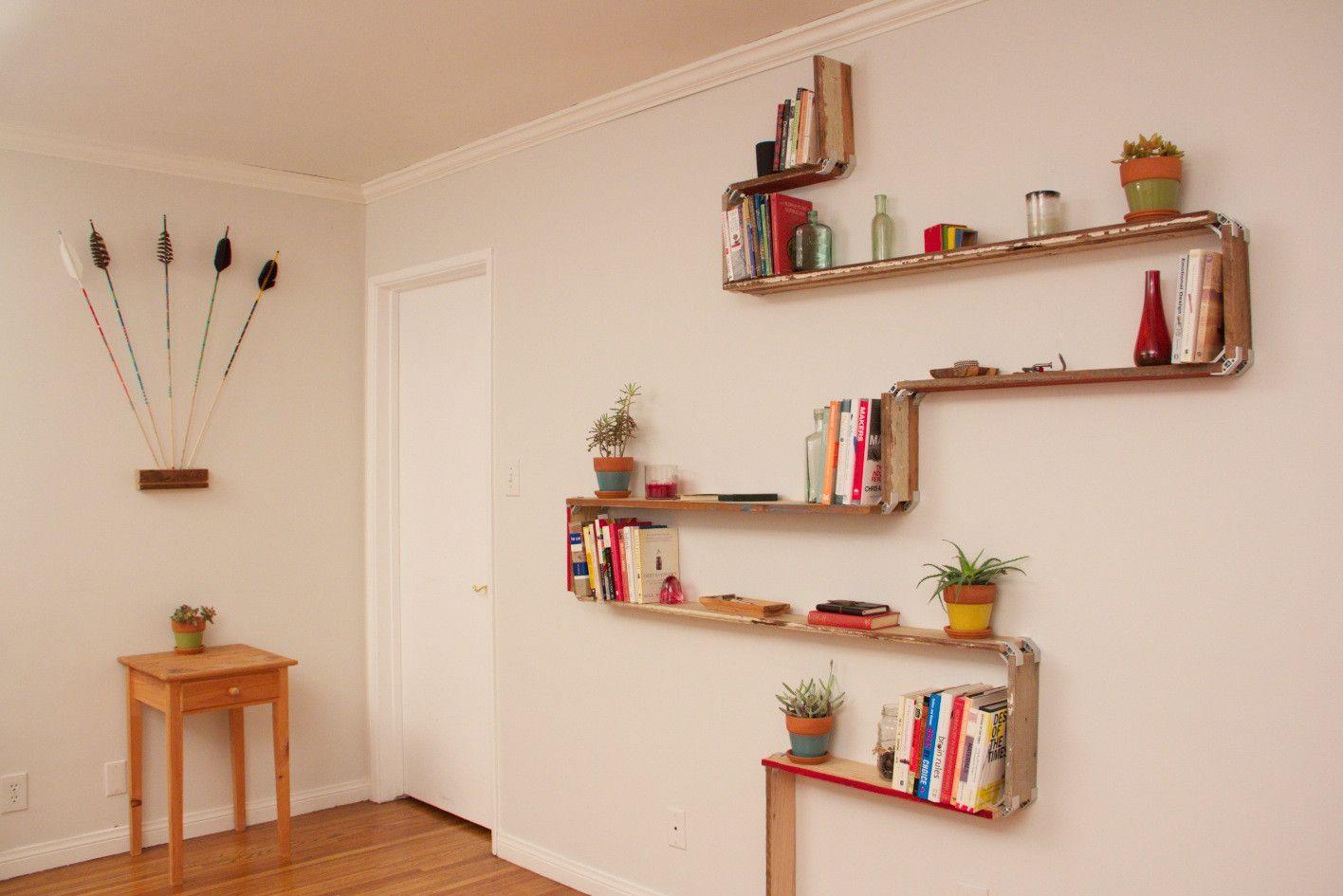 Large Zig Shelf