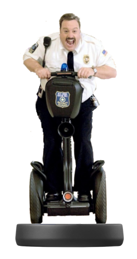 Image result for paul blart segway