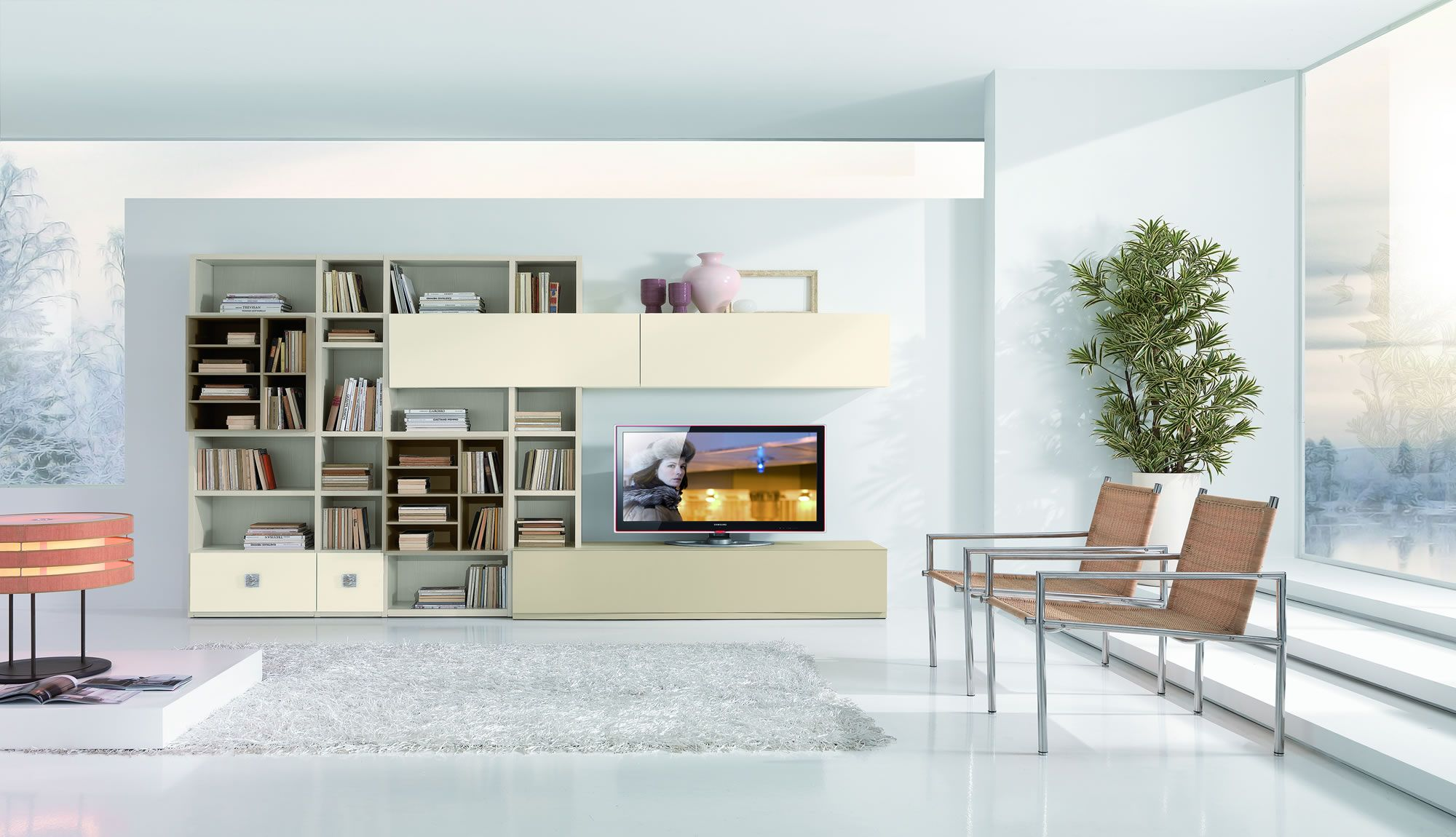 Contemporary life in a home project! http://www.giessegi.it/it ...