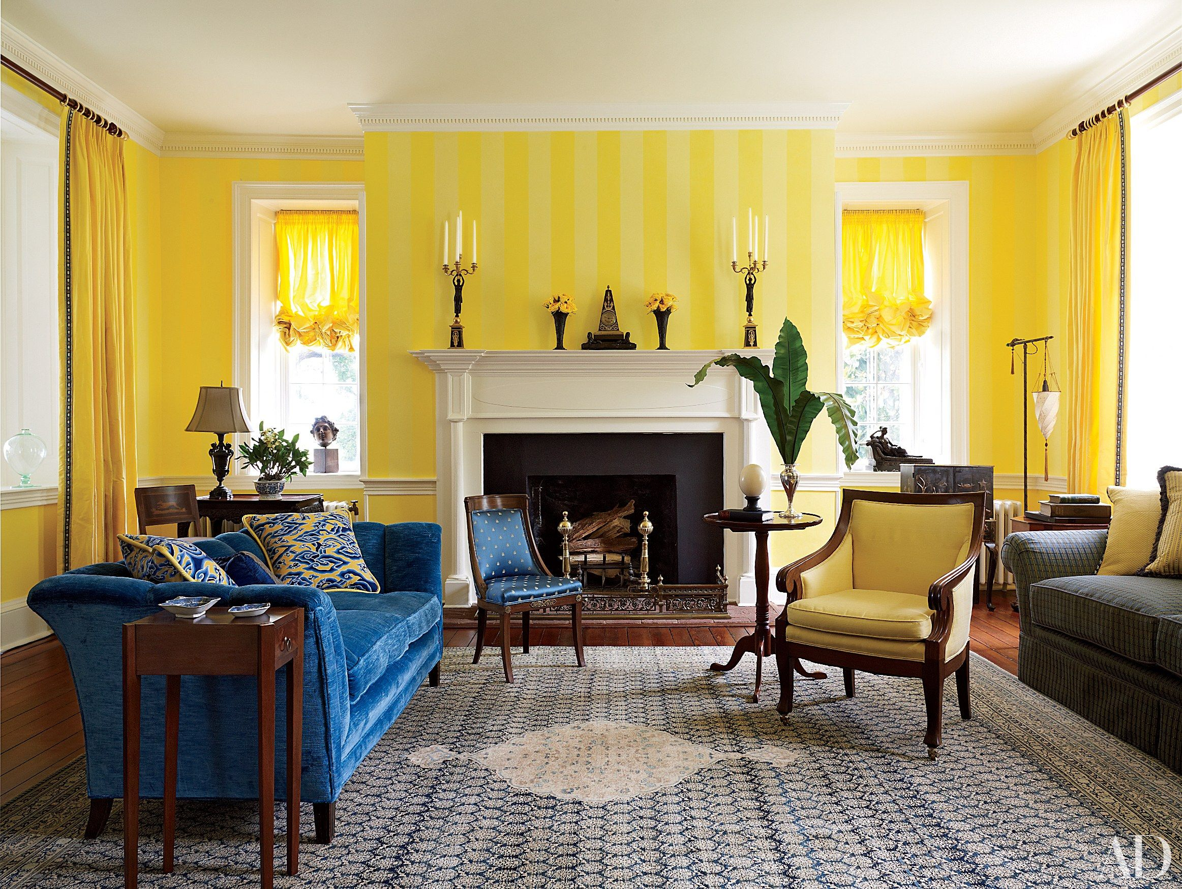 9 Unexpected Painting Ideas To Try Now Yellow Room Paint Co