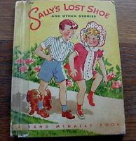 1944 Sally's Lost Shoe and Other Stories F Laughlin | eBay