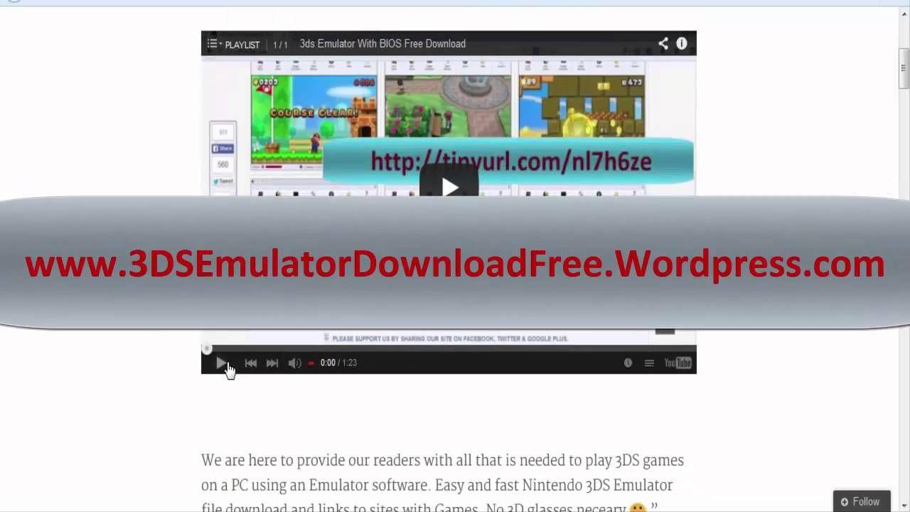 3ds emulator ios download no survey | Nintendo 3DS Emulator