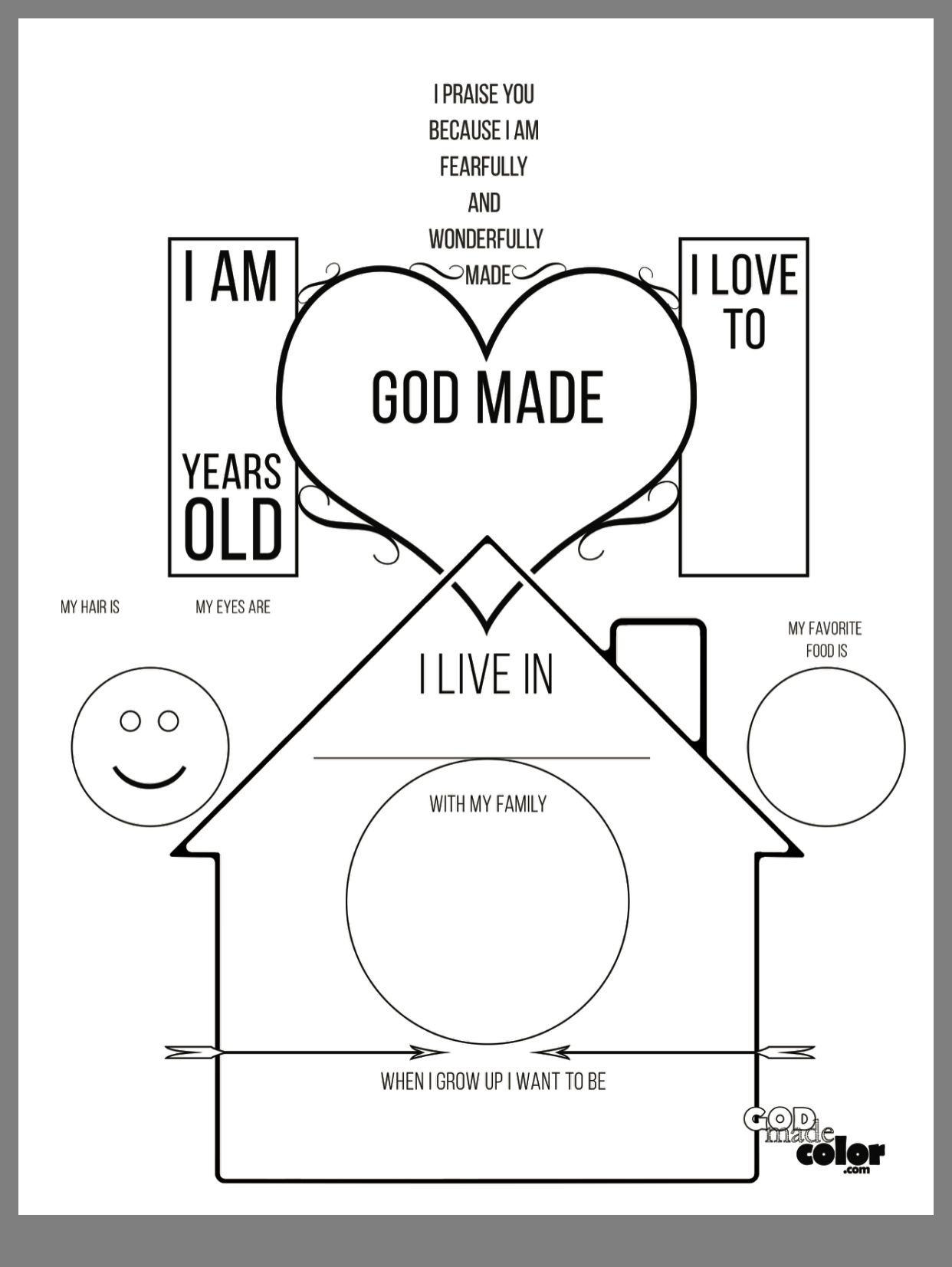 Pin By Jennifer Alvarado On God Activities