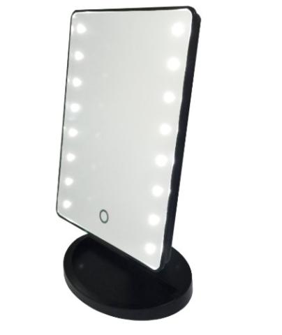 Original Built-in Battery Usb Rechargebal Vanity Lights Dimmable Table Lamp Makeup Mirror Vanity Lamps For Desk Decoration Good Gift Fast Color Vanity Lights
