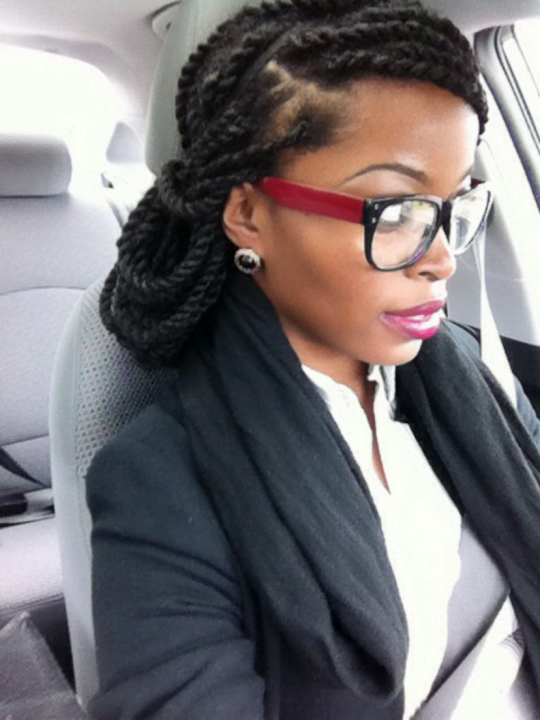 Marley Twist Hair Style @msnaturallymary Subscribe To My