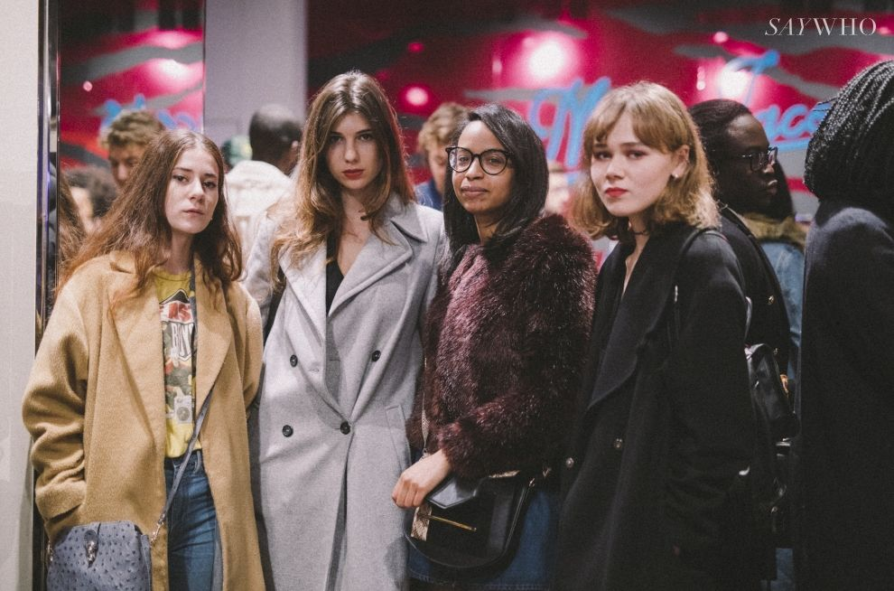 """Jalouse et le Gucci Gang présentent """"A night out with the Marc Jacobs girls"""" 