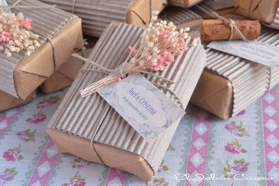 Detalles de boda para ellas y ellos jabones b lsamos y - Detalles para una boda perfecta ...