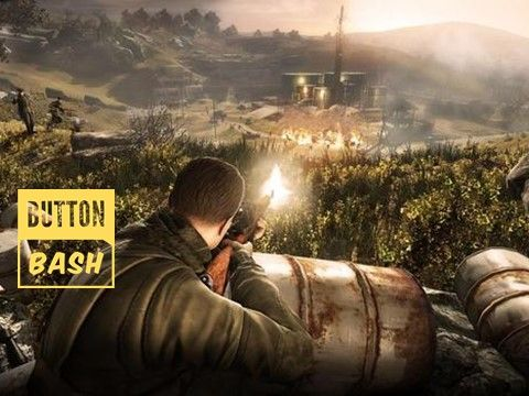 Join Alanah Pearce For Her Review Of Sniper Elite On Buttonbash